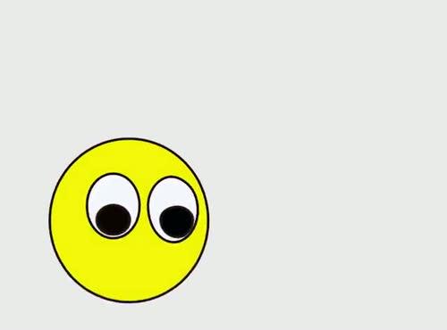 Swirly eyes