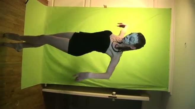 Ballet Birdie (raw 2)