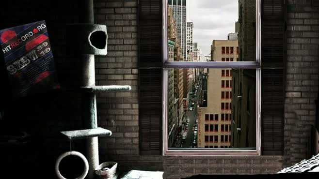 SXSW Backdrop Animated