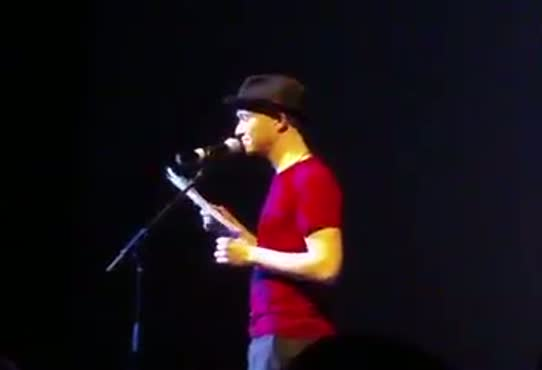 The Man in the Herringbone Hat SXSW