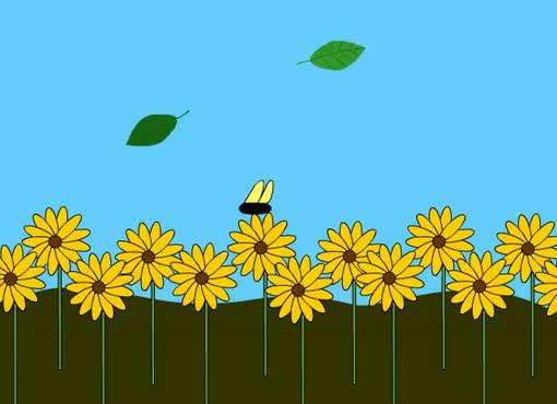 {Tiny Story} The Bee - Animation