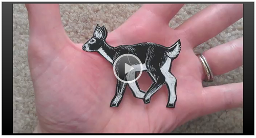Deer-in-my-hand-icon