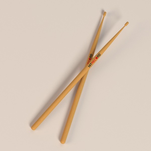 Hitrecord-drumsticks2