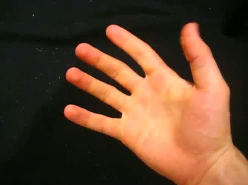 Hand Video 1