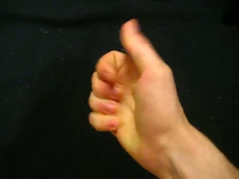 Hand Video 2