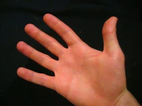 Hand Video 3