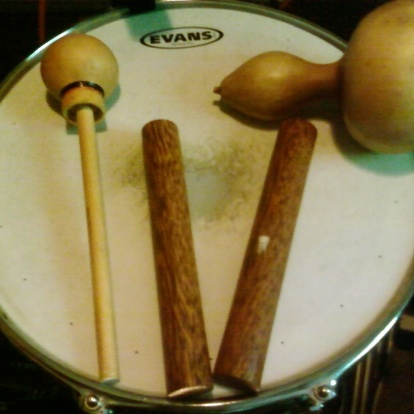 Claves__shakers_and_snare